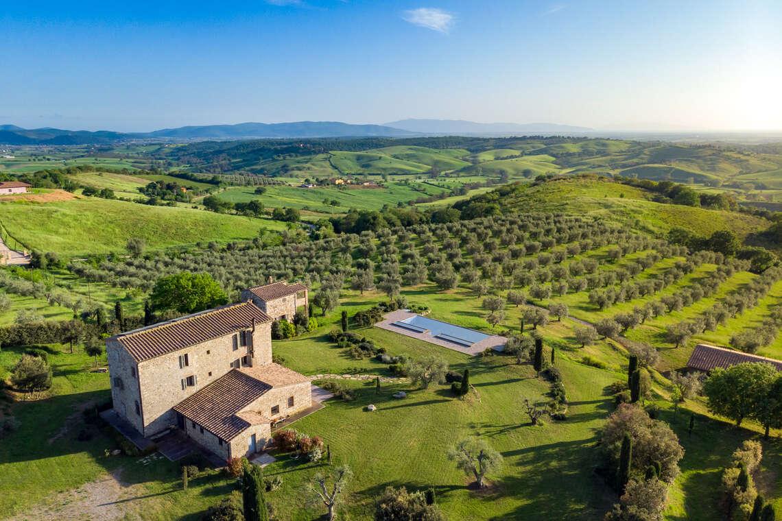 Sotheby's Real Estate Italien Immobilien luxusvillen kaufen Italien